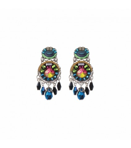 Blue Horizon Abbey Earrings