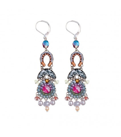 Jasmine Sunset Earrings