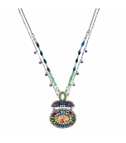 Blue Horizon Anna Necklace