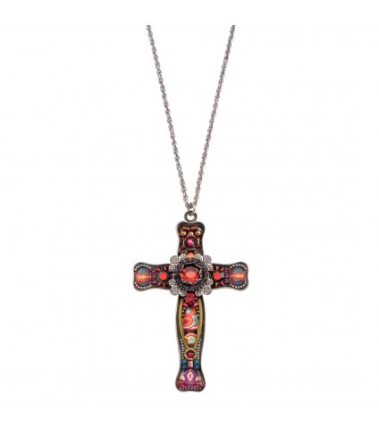 Jupiter Cross Pendant