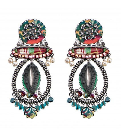 Multi Coast Diva Earrings