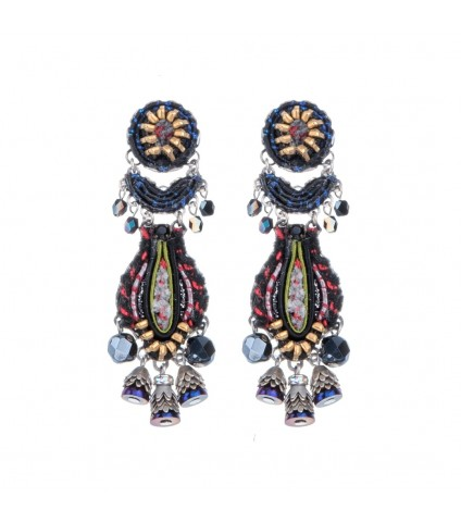 Nighthawk Gillespie Earrings