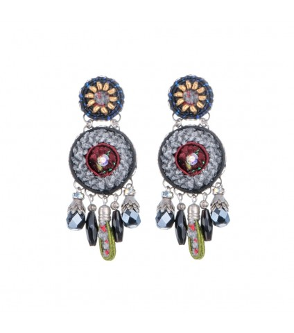 Nighthawk Mobley Earrings