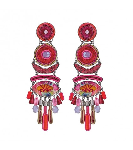 Gaillardia Hanna Earrings