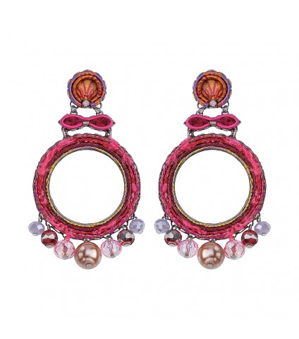 Gaillardia Natasha Earrings