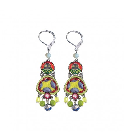 Havana Town Earrings