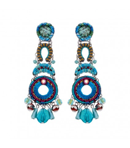 Heavenly Dawn, Stella Earrings