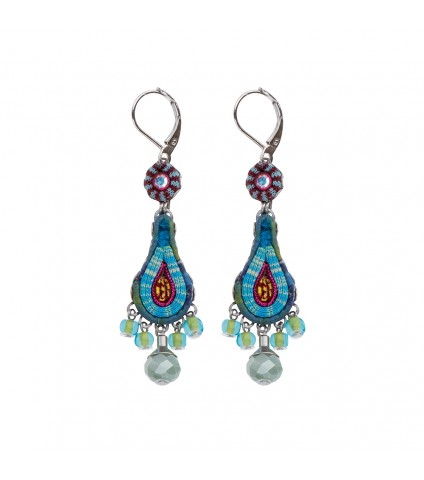 Heavenly Dawn, Ora Earrings