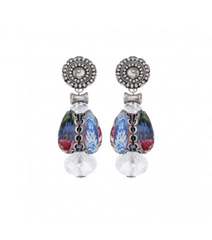 Transcendent Devotion, Mira Earrings
