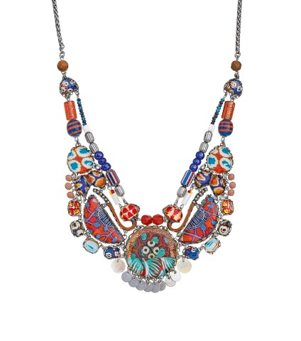 Afro-Desia, Alhambra Necklace