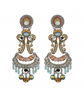 Rhine Amapola Earrings