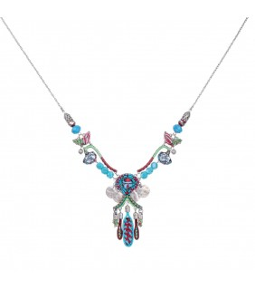 Coral Cave Alessia Necklace