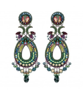 Summer Lawns, Dorset Limited Edition Earrings