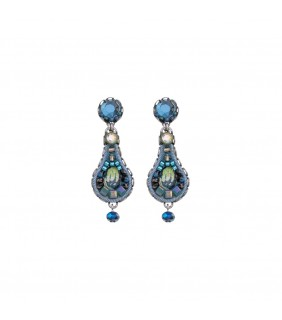 Coral Cave, Carmel Earrings