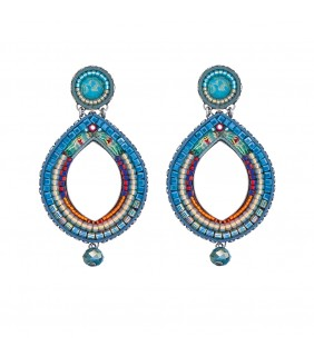 Hidden Beach, Galia Earrings