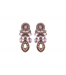 Royal Gold, Muscat Earrings