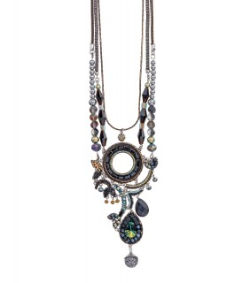 Festival Night, Ashevilla Necklace