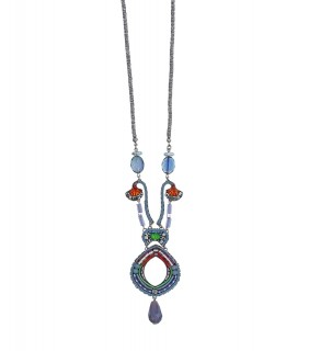 Coral Reef, Emily Necklace