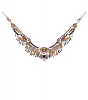Golden Fog, Europa Necklace