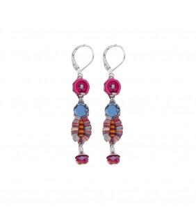 Crimson Voyage, Justin Earrings