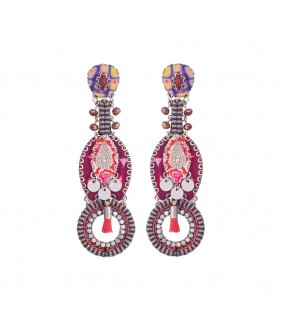 Ruby Tuesday, Horizon Earrings