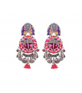 Ruby Tuesday, Pavan Earrings