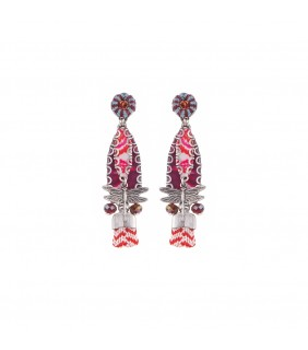 Ruby Tuesday, Gal Earrings