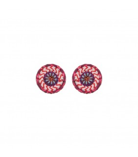 Ruby Tuesday, Misha Earrings
