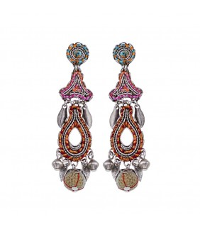 Coral Cave, Dorian Earrings