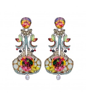 Unforgettable Fire, Miranda Earrings
