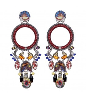 Sunset Bliss, Lalenia Earrings