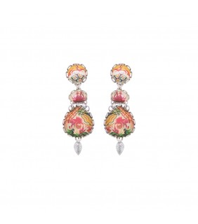 Coral Cave, Kariba Earrings