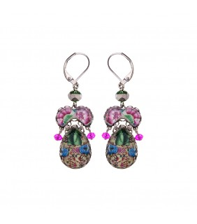 Enchanted Garden, Gilia Earrings