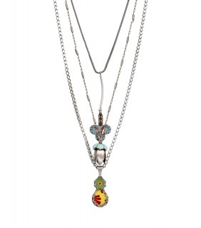Bella Fountain Necklace