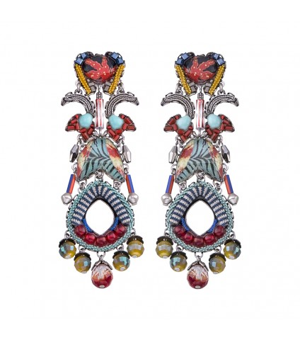 One Of A Kind - 1007, Earrings