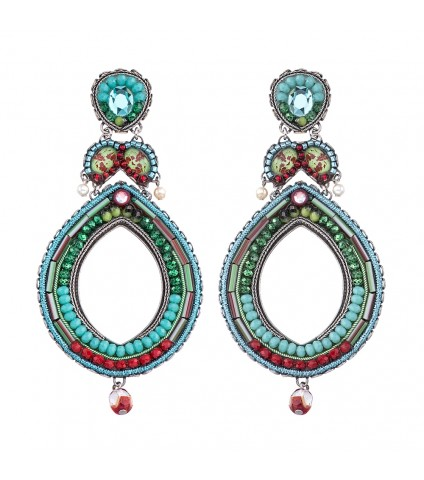 One Of A Kind - 1011, Earrings