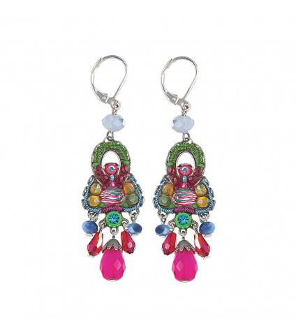 Danube Blossom Earrings