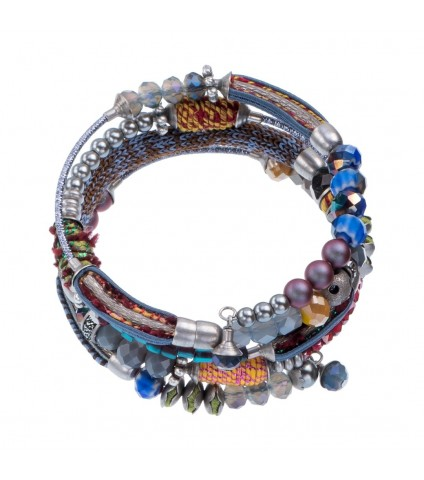 Resonance Spiral Bracelet