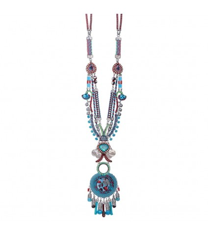 Coral Cave Valeria Necklace