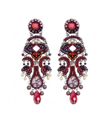 Ruby Tuesday, Ella Earrings