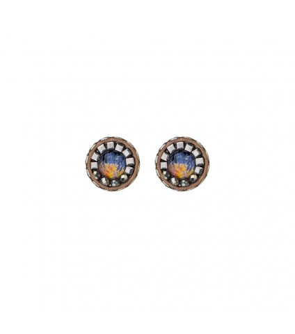 Clear Sky, Elta Earrings