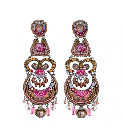 Secret Cave, Caisa Limited Edition Earrings