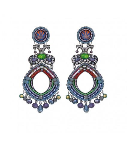 Coral Reef, Gali Earrings