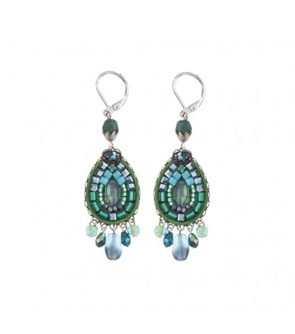 Green River, Riva Earrings