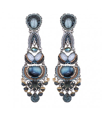 Blue Velvet, Everest Earrings