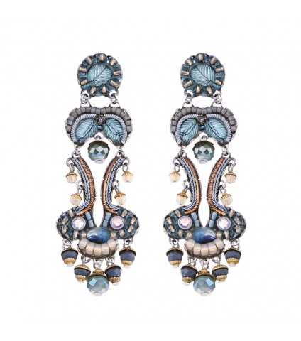 Blue Velvet, Katrina Earrings