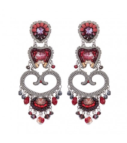 Ruby Love, Emma Earrings