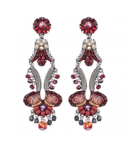 Ruby Love, Sophia Earrings