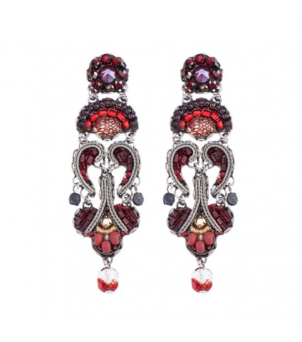 Ruby Love, Isabela Earrings