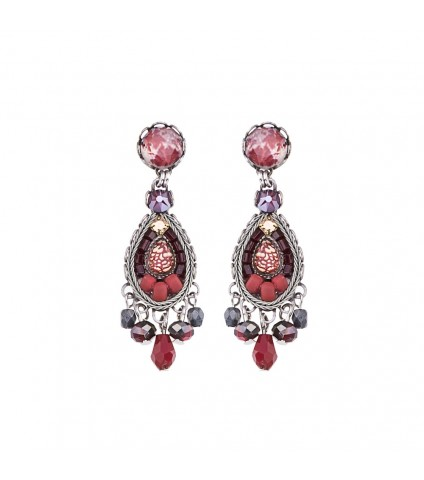 Ruby Love, Sivan Earrings